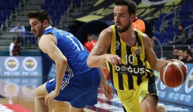 Fenerbahçe Doğuş galibiyetle kapattı