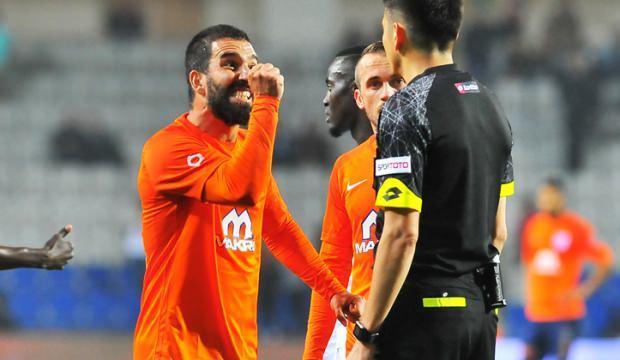 Başakşehir'den Arda ve Mossoro'ya ceza!