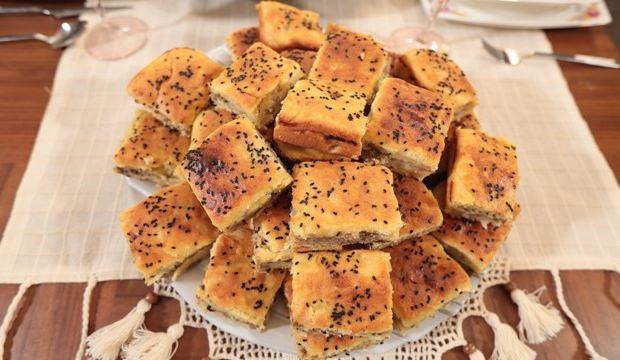Evde kolay köy böreği tarifi