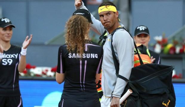 Nadal'ı Thiem durdurdu