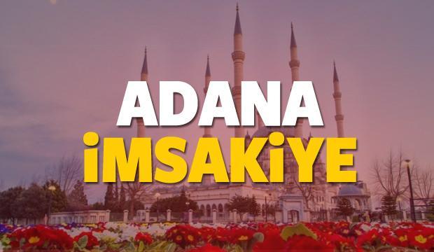 2018 Adana imsakiye sahur ve iftar vakti! Sabah ve Akşam ezanı saati...