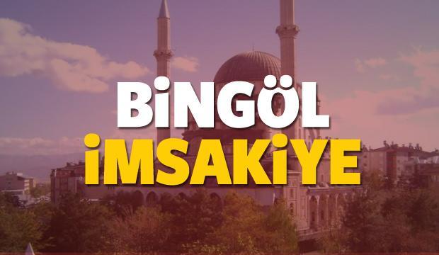 2018 Bingöl imsakiye sahur ve iftar vakti! Sabah ve Akşam ezanı saati...