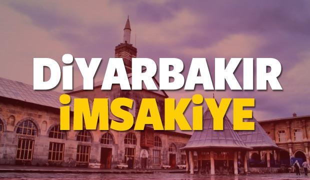 2018 Diyarbakır imsakiye sahur ve iftar vakti! Sabah ve Akşam ezanı saati...