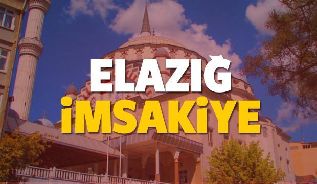 2018 Elazığ imsakiye sahur ve iftar vakti! Sabah ve Akşam ezanı saati...