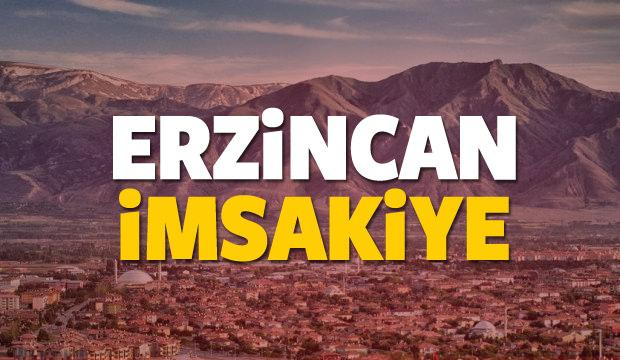 2018 Erzincan imsakiyesi sahur ve iftar vakti! Sabah ve Akşam ezanı saati...