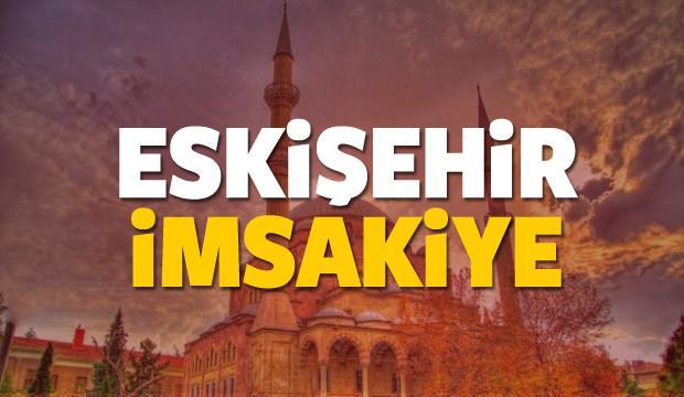 2018 Eskişehir imsakiye sahur ve iftar vakti! Sabah ve Akşam ezanı saati...