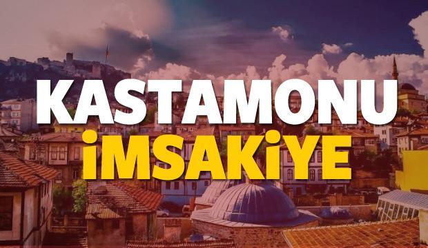 2018 Kastamonu imsakiye sahur ve iftar vakti! Sabah ve Akşam ezanı saati