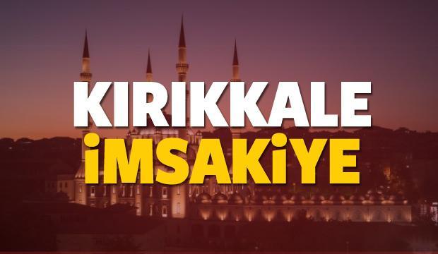 2018 Kırıkkale imsakiye sahur ve iftar vakti! Sabah ve Akşam ezanı saati...