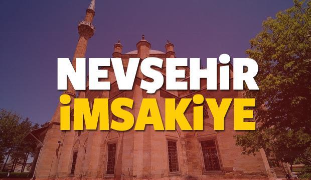 2018 Nevşehir imsakiye sahur ve iftar vakti! Sabah ve Akşam ezanı saati...