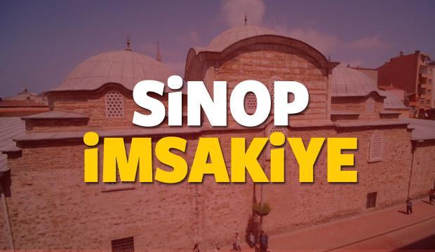 2018 Sinop imsakiye sahur ve iftar vakti! Sabah ve Akşam ezanı saati...