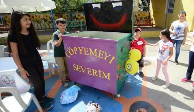 Antalya'da TUBİTAK Bilim Fuarı açıldı