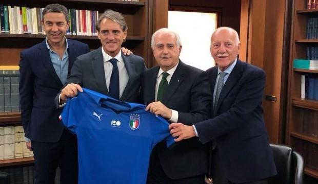 Roberto Mancini'den 2 yıllık imza!