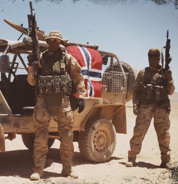 Bir siz eksiktiniz! Suriye'de savaşmaya gelmişler