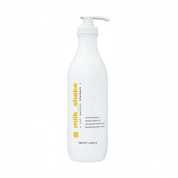 Milkshake Curl Passion Kıvırcık Saçlar İçin Şampuan