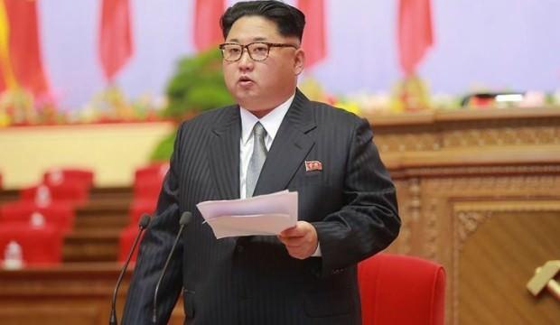 ABD'den Kim'in restine cevap!