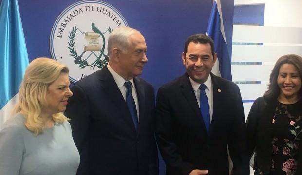 ABD'den sonra bir ülke daha Kudüs'te elçilik açtı!