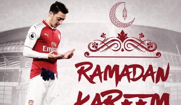 Arsenal gönülleri fethetti! Ramazan paylaşımı...