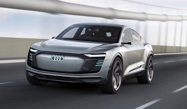 Audi elektriklide gaza basacak