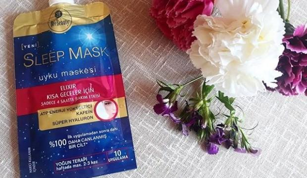 Bee Beauty Sleep Mask inceleme