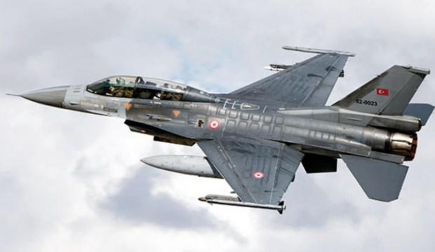F-16'lar Yüksekova kırsalını vurdu!