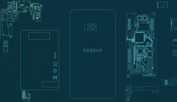 HTC Blockchain destekli telefonunu duyurdu!