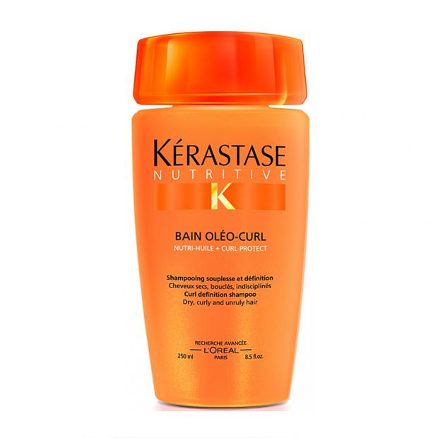 Kerastase Bain Oleo Curl - Kuru ve Kıvırcık Saçlar için Şampuan