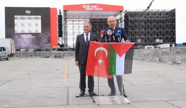 İBB Başkanı Uysal'dan Yenikapı mitingi açıklaması