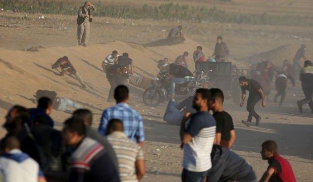 İİT'den İsrail'in Gazze'de yaptığı katliama tepki