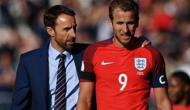İngiltere'nin Dünya Kupası kadrosu açıklandı