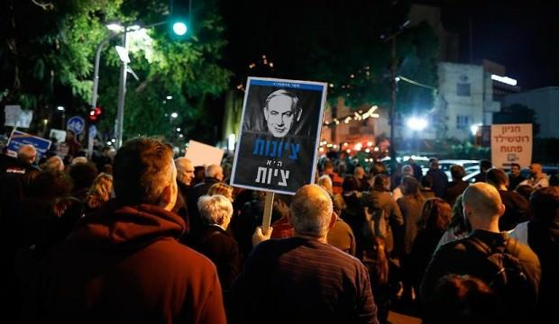 İsrail halkı da isyan etti, basın görmezden geldi!