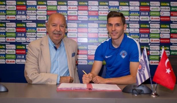 Kasımpaşa, Pavelka ile sözleşme yeniledi