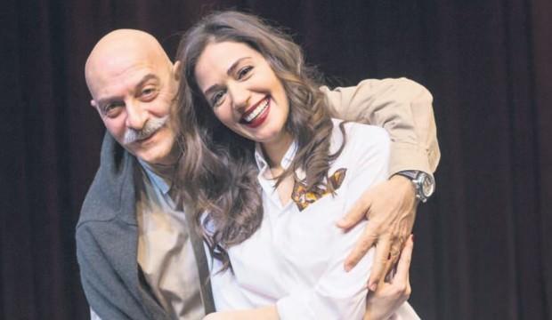 Özge Borak ile babasının dansı geceye damga vurdu!