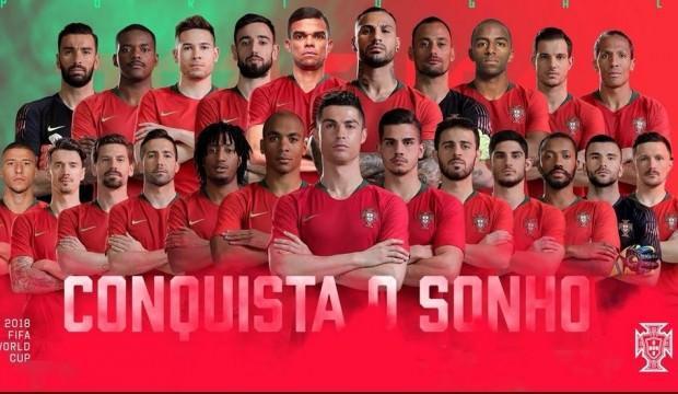 Portekiz'in kadrosunda Türkiye'den 3 isim