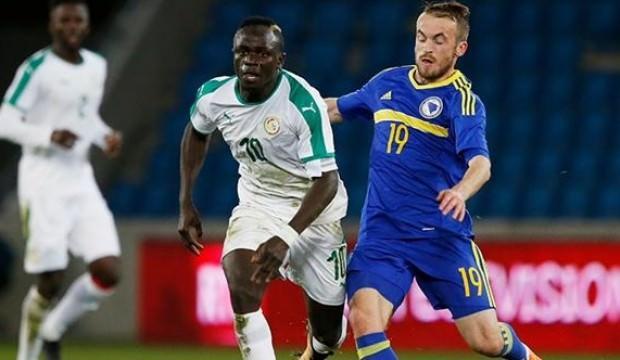 Senegal'in Dünya Kupası kadrosu belli oldu