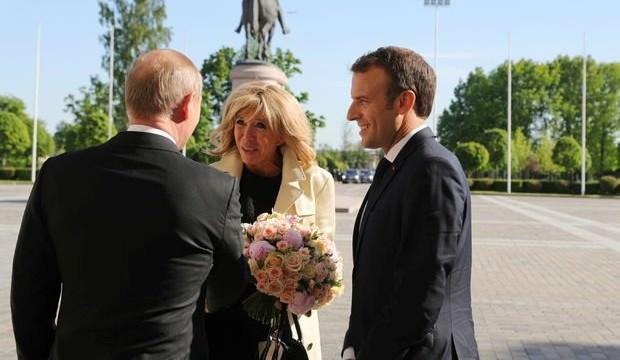 Putin bu sefer Fransızları 'kızdıracak'