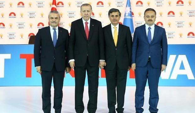 AK Parti'de aday değişikliği…