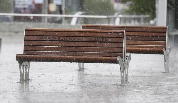 Ankaralılar dikkat! Meteoroloji uyardı