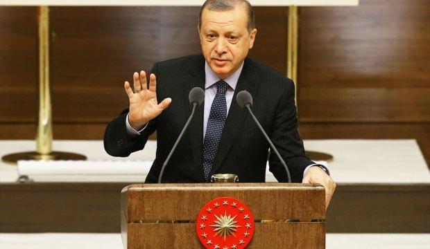 Cumhurbaşkan Erdoğan'dan polislere müjde