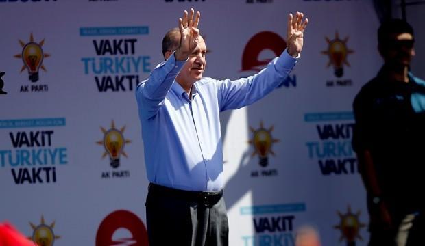 Cumhurbaşkanı Erdoğan Isparta'da konuşuyor!