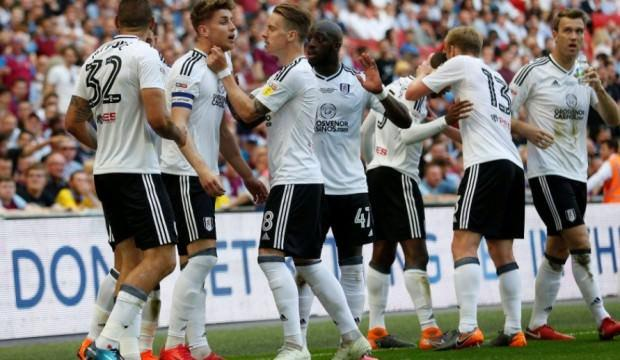 Fulham Premier Lig'e döndü!