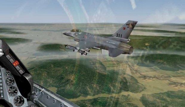 Kars'ta sıcak çatışma! F-16'lar vurdu