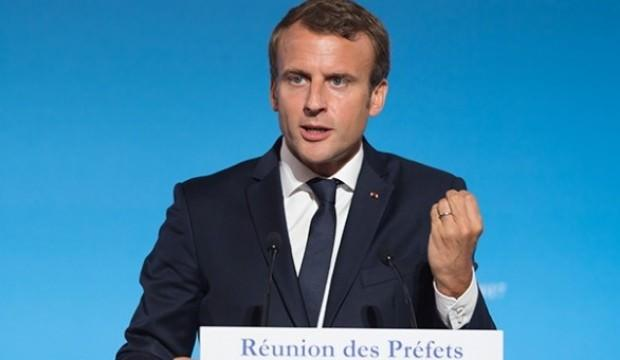 Macron'a soğuk duş! Gözünü korkutan gelişme