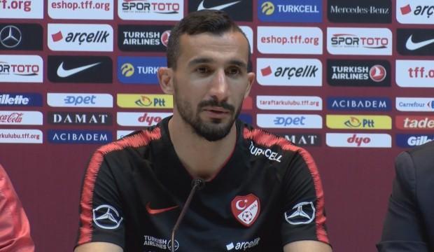 Mehmet Topal: Milli takım olunca gerisi teferruat