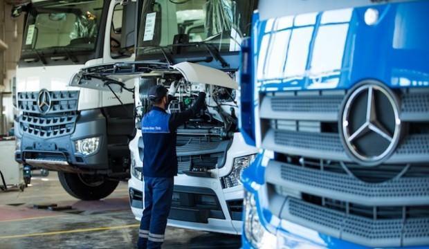 Mercedes-Benz'den istihdam seferberliğine katkı