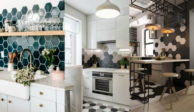 Mutfak dekorasyonunda karo seramik trendi