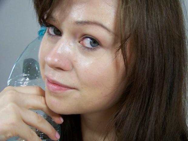 Yüz terlemesine karşı doğal yöntem