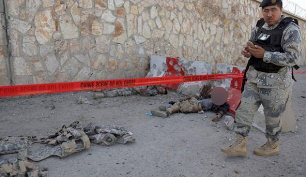 Amerikan askeri üniformalı teröristler öldürüldü!