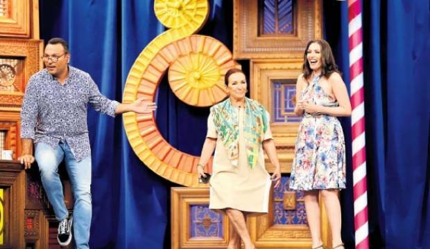 Sunal ailesi ilk defa aynı sahnede yer aldı