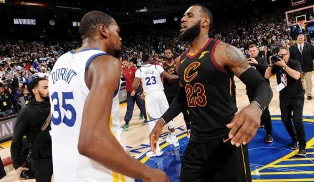 NBA'de final serisi başlıyor!