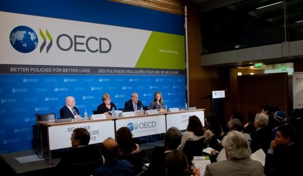 OECD'nin Türkiye açıklaması Moody's'e kapak oldu